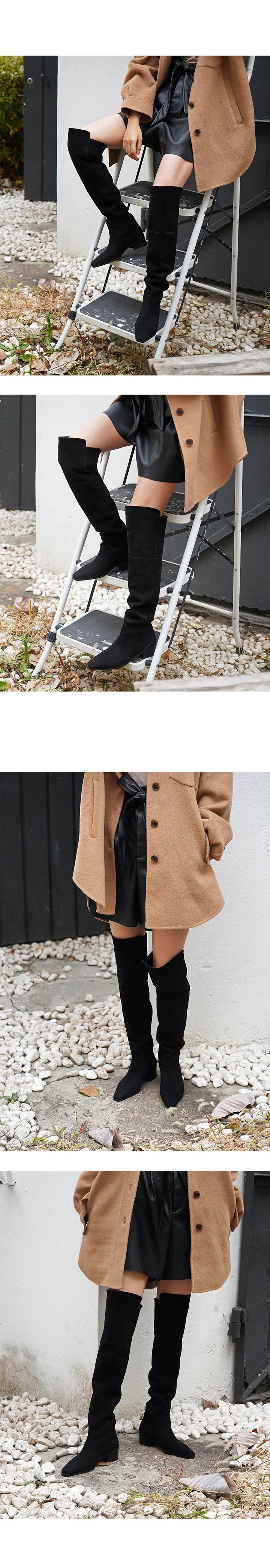 레이첼콕스(RACHEL COX) Thigh high boots_Lamia R2315b_4cm